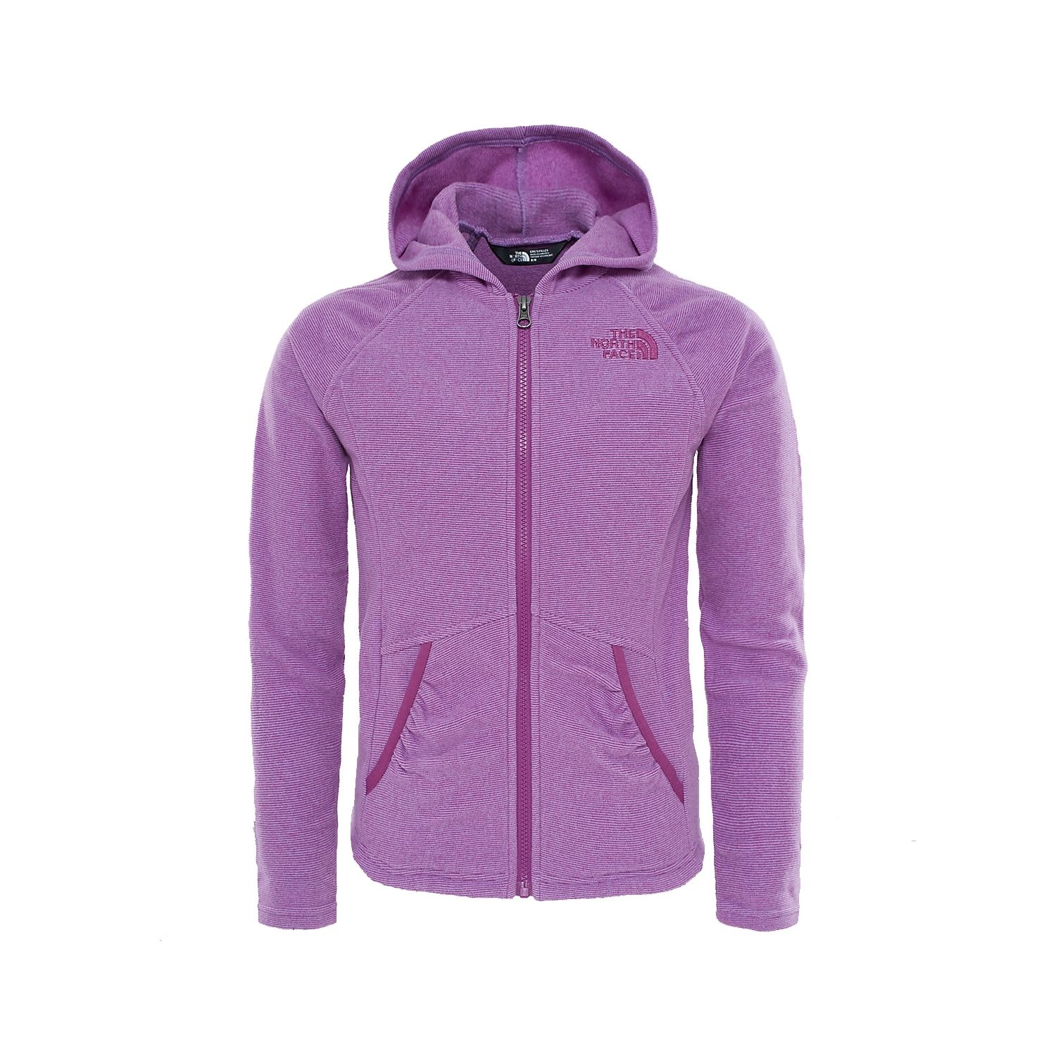 THE NORTH FACE- Sweat Capuche Mezzaluna Bellflower - Violet - NC