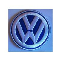 d5f548ec4ee Universel - Patch Vw logo sigle rond ecusson thermocollant cox golf