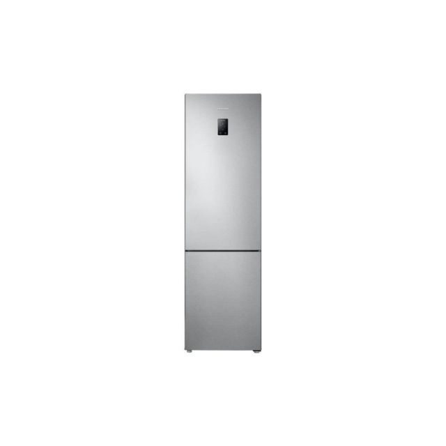 Samsung Rb3ej5205sa - Refrigerateur Combine - 367l 269l + 98l - Froid Ventile Integral - A++ - L59,5 X H 201cm - Metal Grey