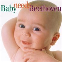 Delos - Baby Needs Beethoven - Cd