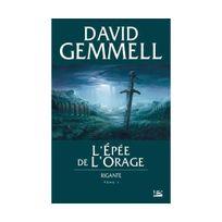 Bragelonne - Rigante, tome 1 : L'Épée de l'Orage
