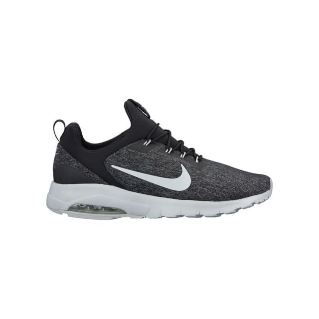 Nike Chaussures gris Air Max Motion Racer gris Chaussures noir blanc Multicolour 75c2b1