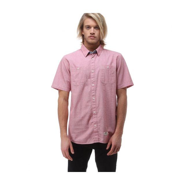 vans chemise homme