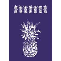 Rayher - Pochoir autocollant spécial textile A4 Ananas + spatule