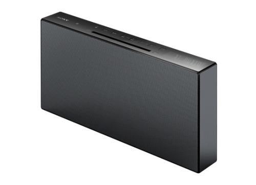 SONY Chaine hifi - CMTX3CDB - Noir Donnez de la puissance à vos bassesUn système audio puissant pour une fête mémorable. Avec son système pour la pression acoustique, la MHC-V7D délivre un niveau de pression acoustique de 1550 W1 (1440 W RMS, 105,5 dB SPL