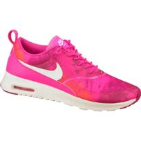 Nike - Air Max Thea Print Wmns 599408-602 Femme Baskets Rose
