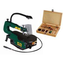 KITY - Scie à chantourner SAC405F + Coffret de 103 outils 3401401901