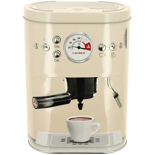 Promobo Boite à Capsules Café Double Dosette Senseo Machine A Café 3D Crème