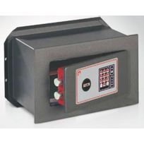 TECHNOMAX - Coffre-fort encastrable à serrure électronique STK/1P