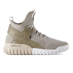 S81673 Basket X Tubular Knit Cher Grise Achat Vente Adidas Pas FqXrwxEPXn