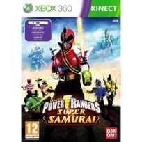 Namco Bandai - Power Rangers Super Samuraï