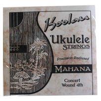 Pono Kooalau - Cordes Ukulele concert Ko'oalau Mahana 4ième filée