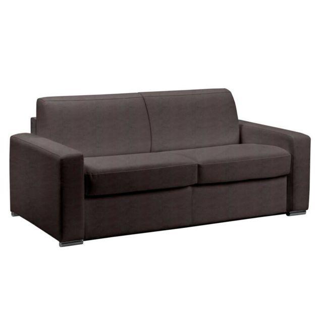 inside 75 canap convertible rapido master couchage 140cm matelas 18cm sommier lattes. Black Bedroom Furniture Sets. Home Design Ideas