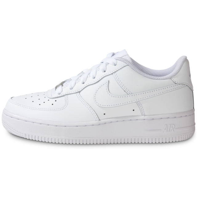huge discount 89355 a5c28 Nike - Nike Air Force 1 Blanche Baskets