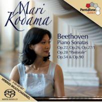 Pentatone - Beethoven : Piano Sonatas - Coffret De 2 Cd