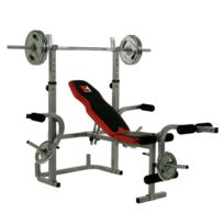 Hammer - Banc de musculation Bermuda Xt 4507