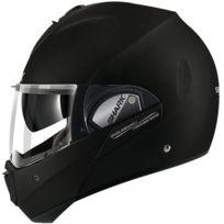 Shark - casque intégral modulable en jet Evoline 3 Kma moto scooter noir mat