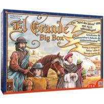 Hans Im Gluck - Jeux de société - El Grande Big Box Allemand
