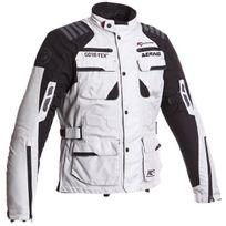 Bering - veste moto Michigan textile homme toutes saisons 3 en 1 Gore Tex noir-gris Btv268 3XL