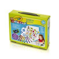 Crayola Mini Kids - Mon 1er kit de tampons
