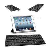 Mobility Gear - Clavier portable bluetooth 3.0 pour tablettes et smartphone piles non inclusesNoir