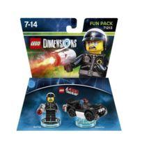 Warner Games - Figurine Lego Dimensions - Méchant Flic - La Grande Aventure Lego