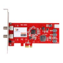 Tbs - 6903 Dvb-s2 Double Tuner Pcie Carte Professionnel
