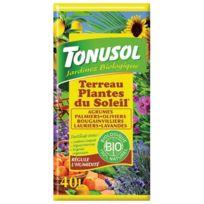 - Terreau agrumes et plantes méditérrannéennes