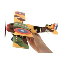 ARES - Avion SPAD S.XIII Ultra-Micro PTF Hitec Red