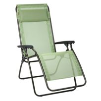 Fauteuil relax lafuma achat fauteuil relax lafuma pas - Fauteuil jardin lafuma ...