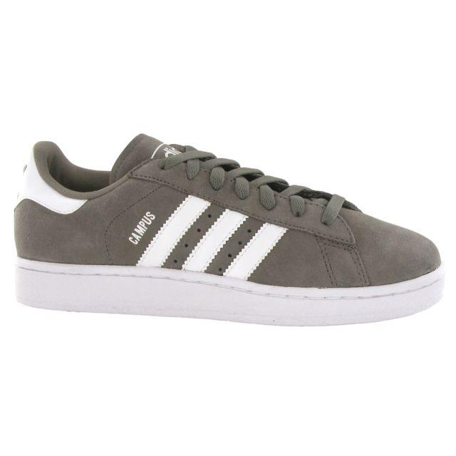 c55ec5609ef9 Adidas original - Basket adidas Campus Ii Gris G06027-42 - pas cher ...