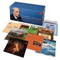 - Charles Munch - Charles Munch - the Complete Rca Album Collection Coffret