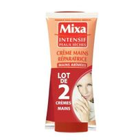 Mixa - Creme repartrice Intensive peaux Seches - x2