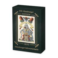 Ass Altenburger Spielkarten - Ass Altenburger 22111511-SCHWERTERKARTE, Jeu