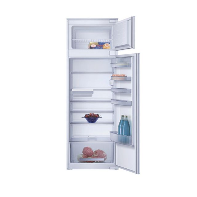 neff r frig rateur 2 portes int grable glissi re 255l a. Black Bedroom Furniture Sets. Home Design Ideas