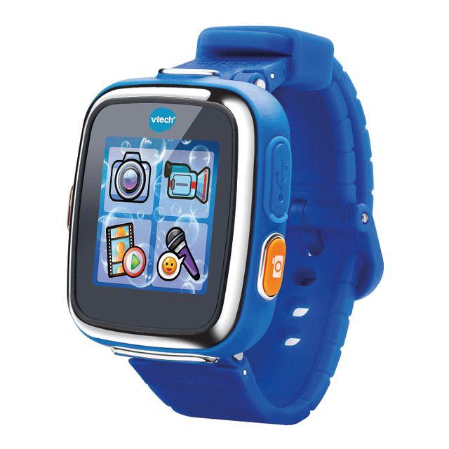 VTECH Montre Kidizoom Smartwatch Connect DX - bleue - 171605