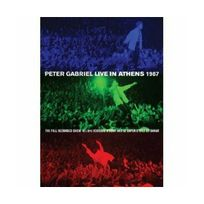 Eagle - Peter Gabriel: Live in Athens 1987 + Play