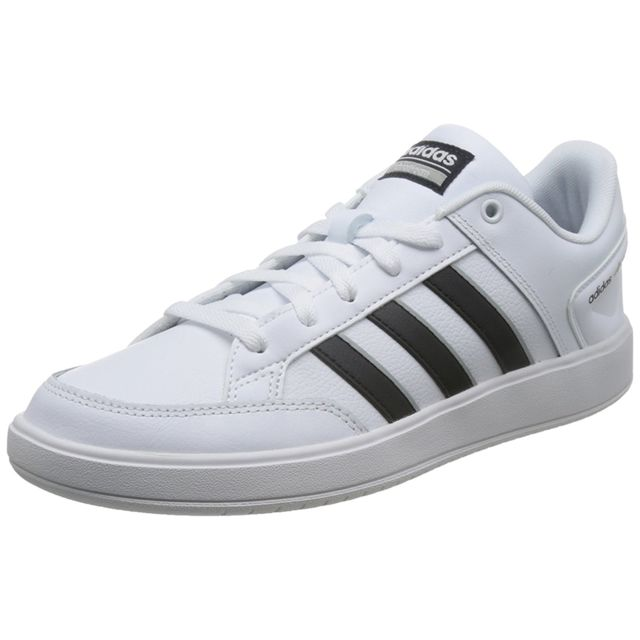 half off e3b07 c33b0 Adidas - Adidas Cf All Court Chaussure Homme - Taille 44 2 3 - Blanc