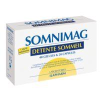 Somnimag- Plantes, Vitamines et Minéraux- Retrouvez le sommeil et des nuits sereines - Programme recommandé de 60 jours 3 boîtes