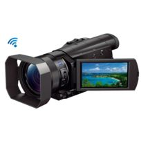 Sony - Camescope Full HD 4K FDR AX100