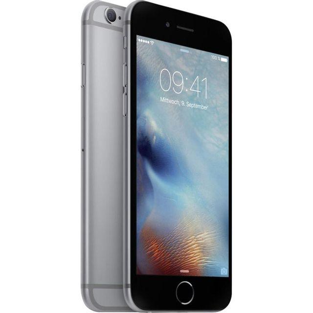 APPLE Iphone 6s Plus - 64 Go - MKU62ZD A - Gris sidéral pas cher ... 59df0867fe69