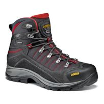 Asolo - Chaussures Drifter Gv Gtx gris sombre rouge