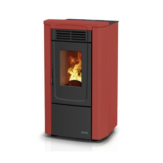 godin po le granul s de bois 6 bordeaux 490026bor rouge et noir pas cher achat. Black Bedroom Furniture Sets. Home Design Ideas