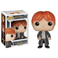 FunKo - Harry Potter - Figurine Pop Ron Weasley 9cm
