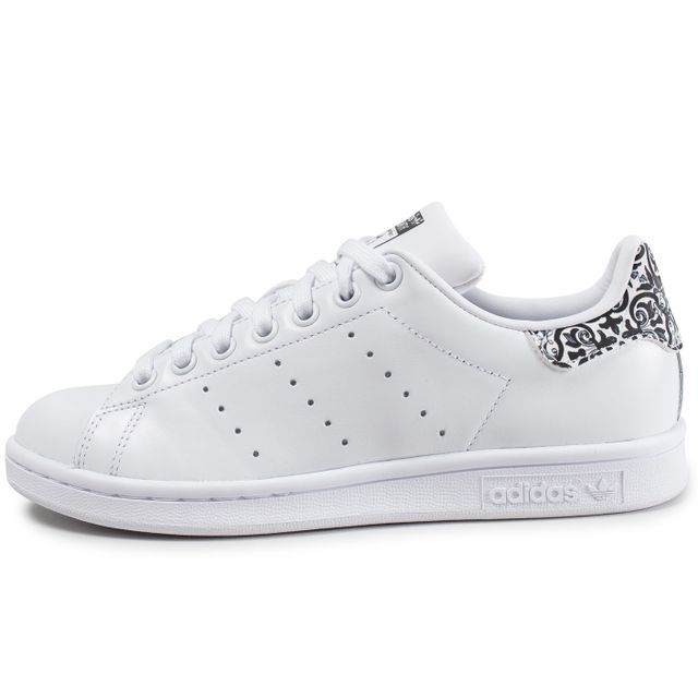 64a63de8232 Adidas originals - Stan Smith The Farm Company Blanche Et Noire 36 2 ...
