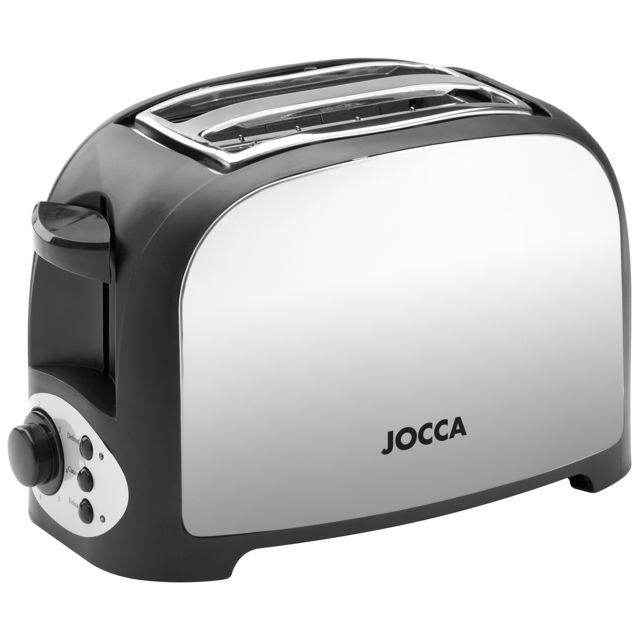 JOCCA grille-pain 2 fentes 750w - 5914p
