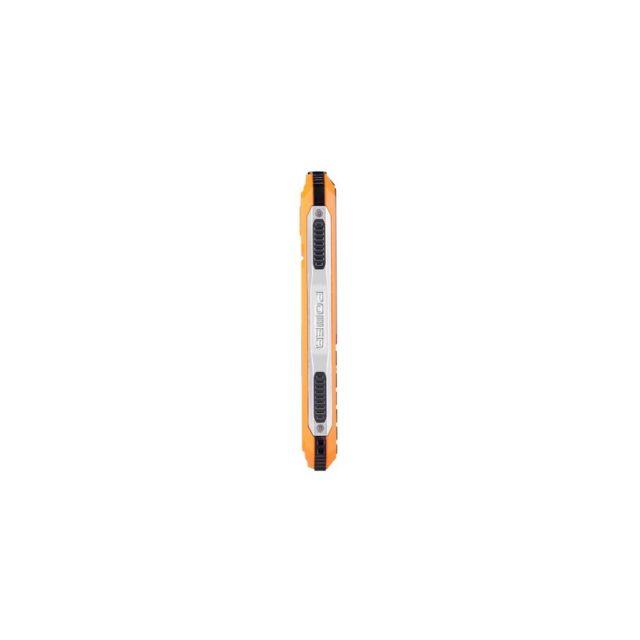 Auto-hightech Téléphone 2.4 pouces 0.3MP étanche / anti-chute / anti-poussière 2G - Orange