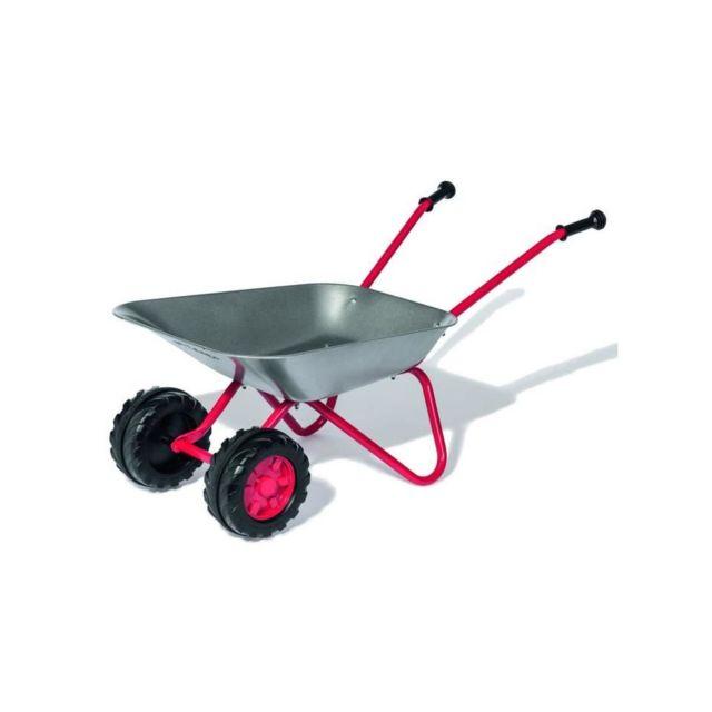 Rolly Toys Brouette Métal 2 Roues pour Enfant