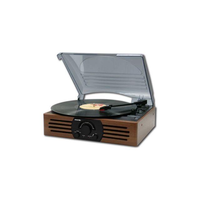 Auto-hightech Tourne-disques 33,45 tr/min