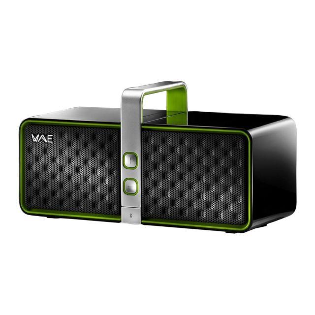 HERCULES Enceinte Bluetooth WAE - BTP 03 NOIRE
